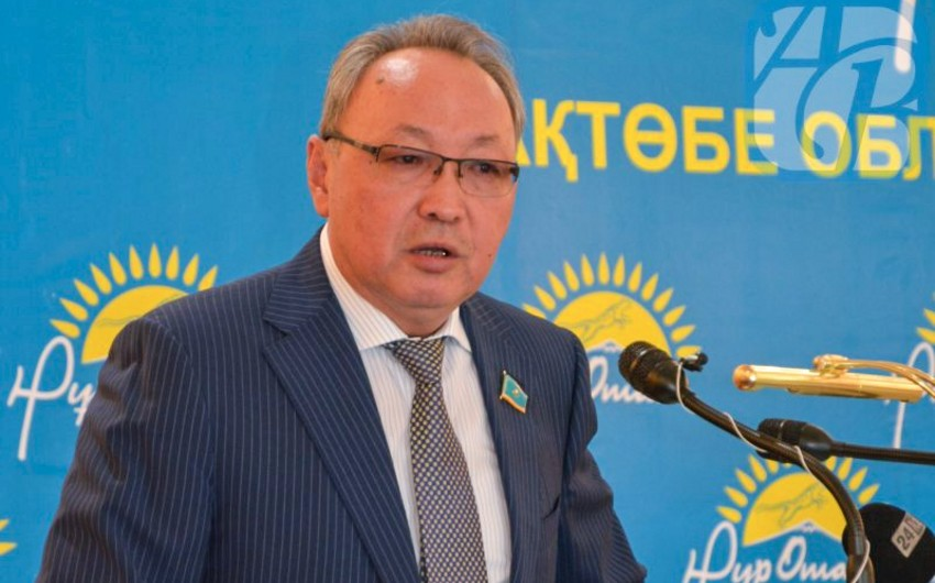 Deputy head of Kazakhstan Parliament Senate to visit Azerbaijan