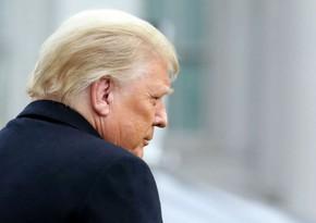 Donald Tramp ABŞ Konqresində baş vermiş qarışıqlıqlardan danışdı