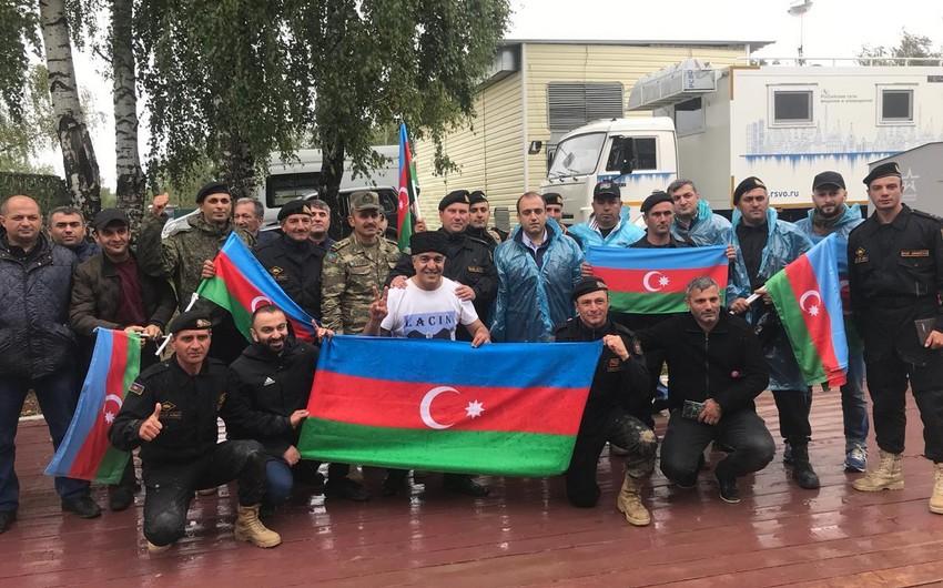 Азербайджанские танкисты обыграли китайцев на соревновании Международные армейские игры - 2019