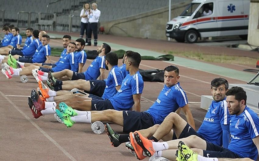 Azərbaycan millisinin 3 futbolçusu Şimali İrlandiya ilə oyunun iştirak ərizəsinə daxil edilməyib