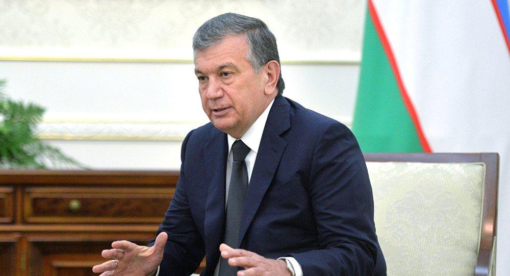 Президент Узбекистана посетит Азербайджан