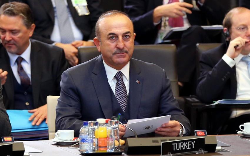 Çavuşoğlu: Turkey and France can support peace between Azerbaijan and Armenia
