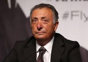 AVRO-2020: Beşiktaşın prezidenti Bakıda