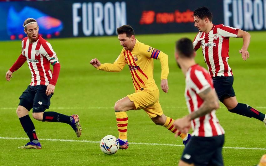 Lionel Messi finalda oynamaya bilər