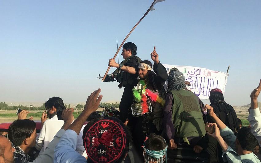 Əfqanıstanda bəzi ərazilər Talibandan azad olunub
