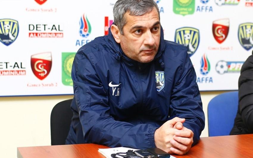 Юнис Гусейнов: Нынешний Кяпяз находится на уровне первого дивизиона