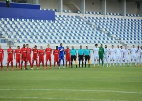 Матчи Премьер-лиги Азербайджана начнутся с минуты молчания