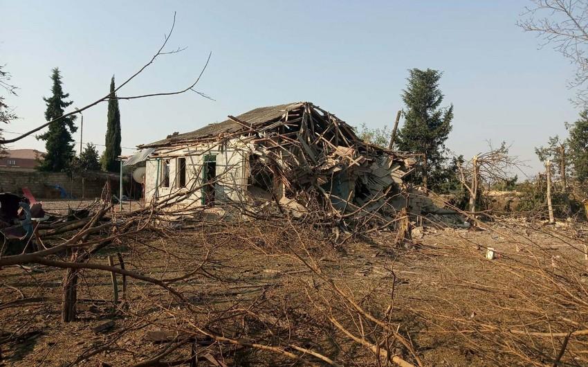 За прошедший день враг сбросил на Тертер 147 артснарядов и 4 ракеты
