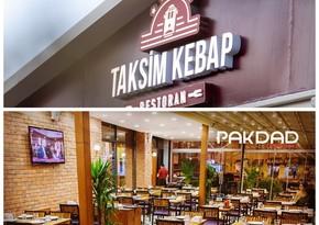 Pakdad və  Taksim Kebab restoranları yenə cərimələndi