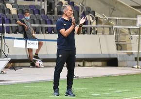 Yorqos Donis: Qarabağla matçdan sonra çempionatda oynamaq çətin idi