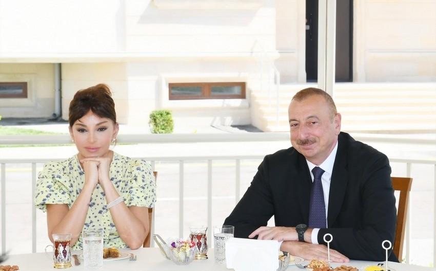 Prezident İlham Əliyev: Bu ilin altı ayında gəlirlərimiz 400 milyon manatdan çox artıb