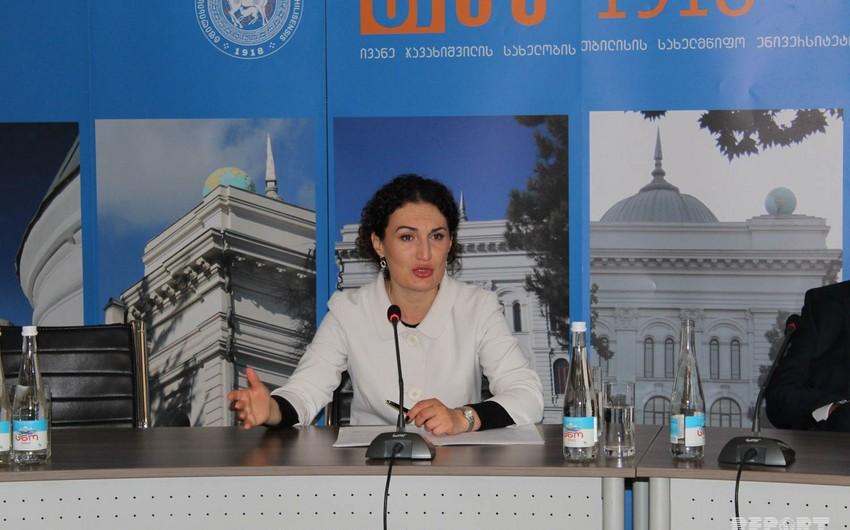 Dövlət naziri: Gürcüstanın bütün vətəndaşlarına etnik mənsubiyyətindən asılı olmayaraq bərabər şərait yaradılmalıdır