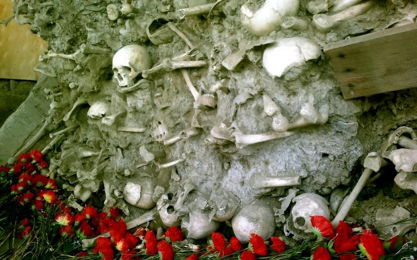 В Губе почтили память жертв геноцида