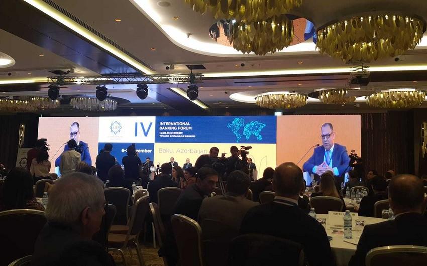 Bakıda IV Beynəlxalq Bankçılıq Forumu keçirilir