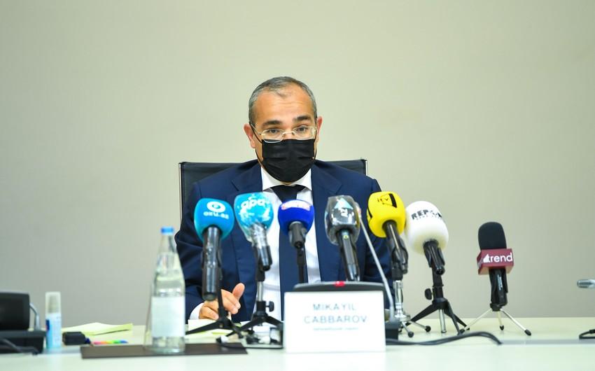 Микаил Джаббаров:  Экономика Азербайджана к концу года сбалансируется