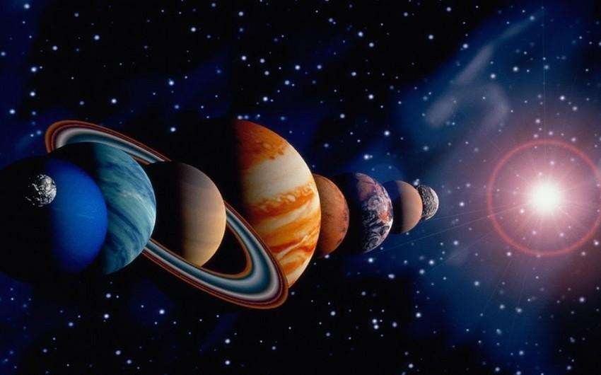 Səmada planetlərin paradı başlayıb