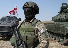 Georgia to demonstrate military equipment on Independence Day