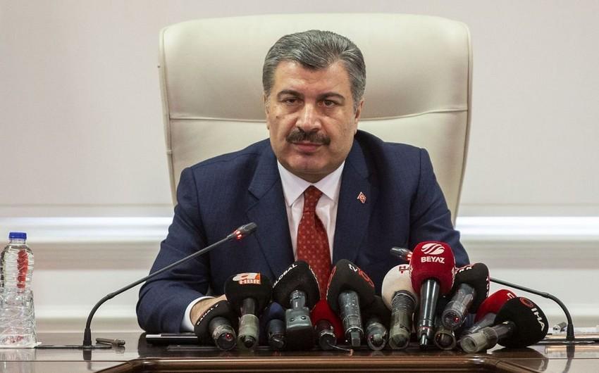 Türkiyədə koronavirusa yoluxanların sayı 141,4 mini ötdü