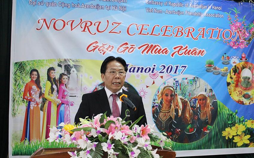 Novruz bayramı Vyetnamda qeyd edilib