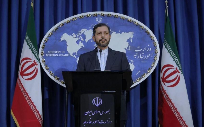 İran XİN: Nüvə sazişi üzrə danışıqlarda irəliləyiş var