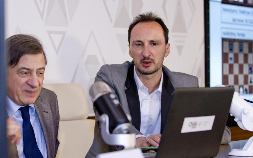 Veselin Topalov: ABŞ şahmatçısı kifayət qədər yaxşı oynadı