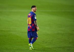 Messi Barselonadan ayrılır?