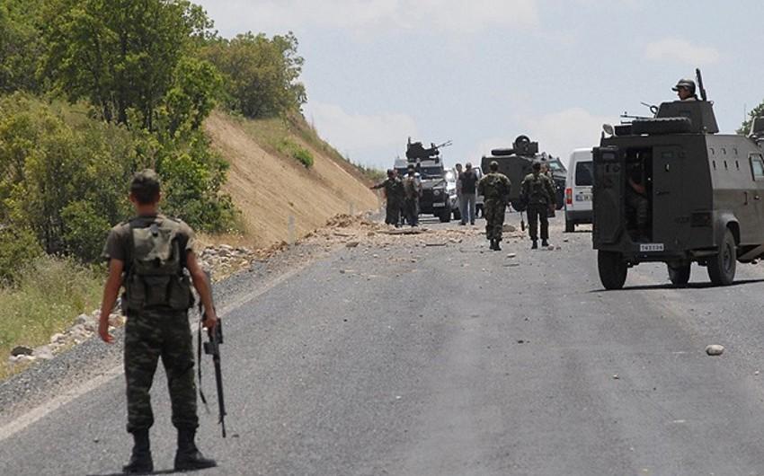 Türkiyədə baş vermiş partlayış nəticəsində 1 hərbçi yaralanıb
