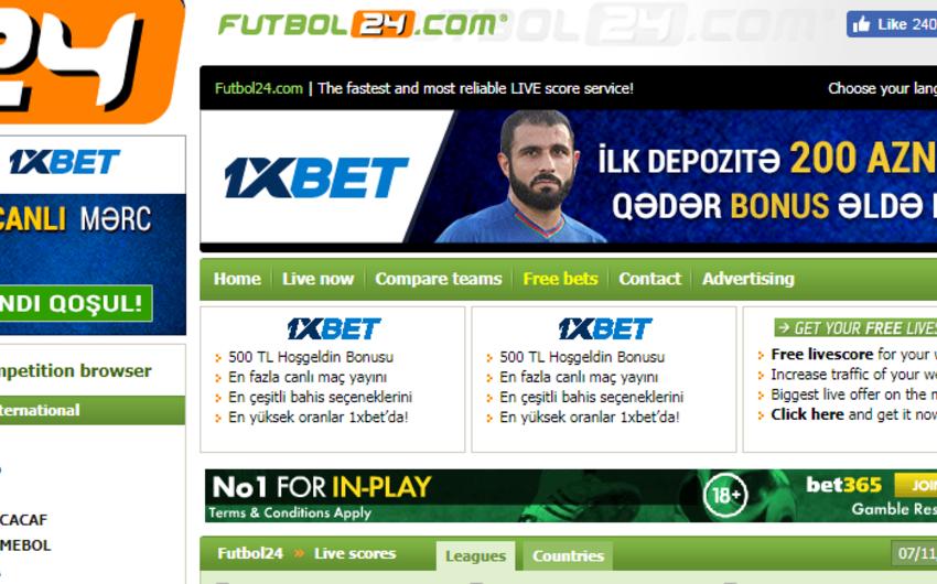 Azərbaycan millisinin futbolçularının şəkillərindən qanunsuz yararlanan bukmeyker kontoru ilə bağlı tədbir görüləcək