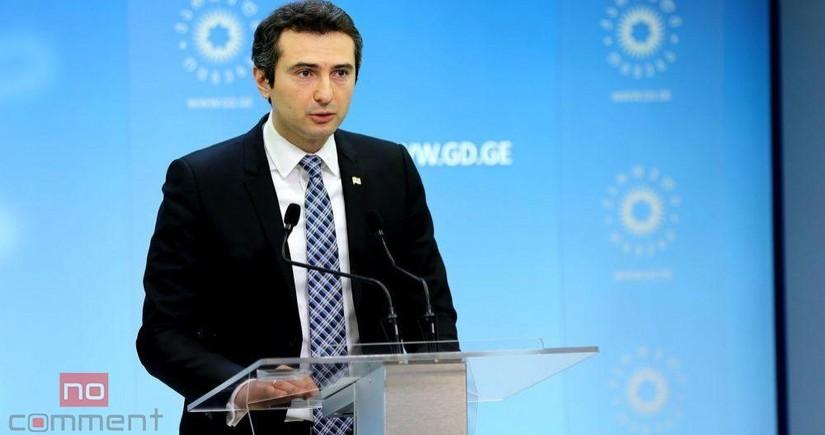 Georgian parliament speaker to lead friendship group with Azerbaijan