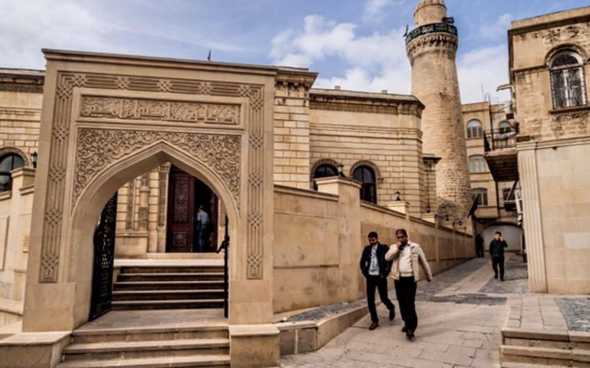 Bu ilin sonunda İçərişəhərdəki Cümə məscidinin minarəsinin konservasiya prosesi başa çatacaq