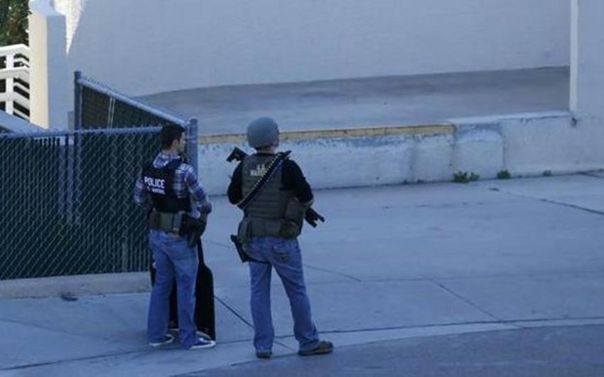 ABŞ-da silahlı şəxs hərbi xəstəxanada atışma törədib