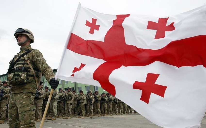 Начались совместные учения Грузия-НАТО