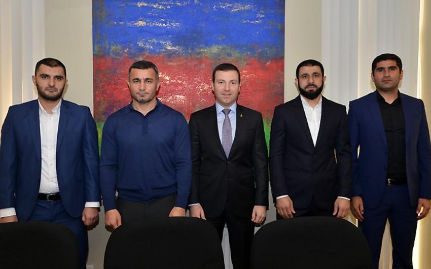 Azərbaycan milli komandalarının yeni baş məşqçiləri açıqlanıb