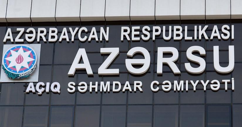 Азерсу: Мы подготовили инфраструктуру к зиме