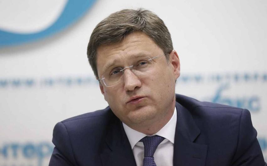 Rusiyalı nazir: Aparıcı istehsalçıların razılaşdırılmış fəaliyyəti olmasaydı, neft bazarının balanslaşması üçün uzun müddət lazım gələrdi