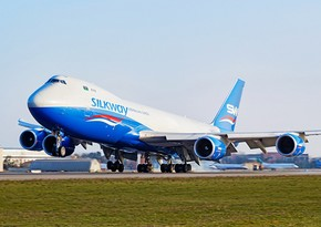 Silk Way West Airlines tibbi təyinatlı yüklərin qlobal daşınmasında aparıcı rol oynamağa hazırdır