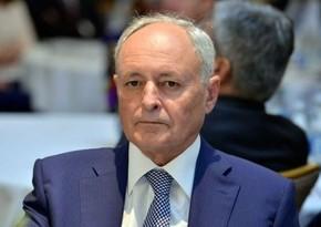 Oqtay Şirəliyev səhiyyə naziri vəzifəsindən azad edilib