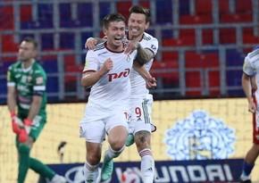 Локомотив обыграл ЦСКА в матче Чемпионата России