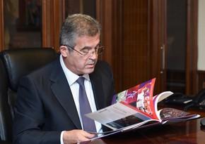 Избран новый президент Международной ассоциации бокса