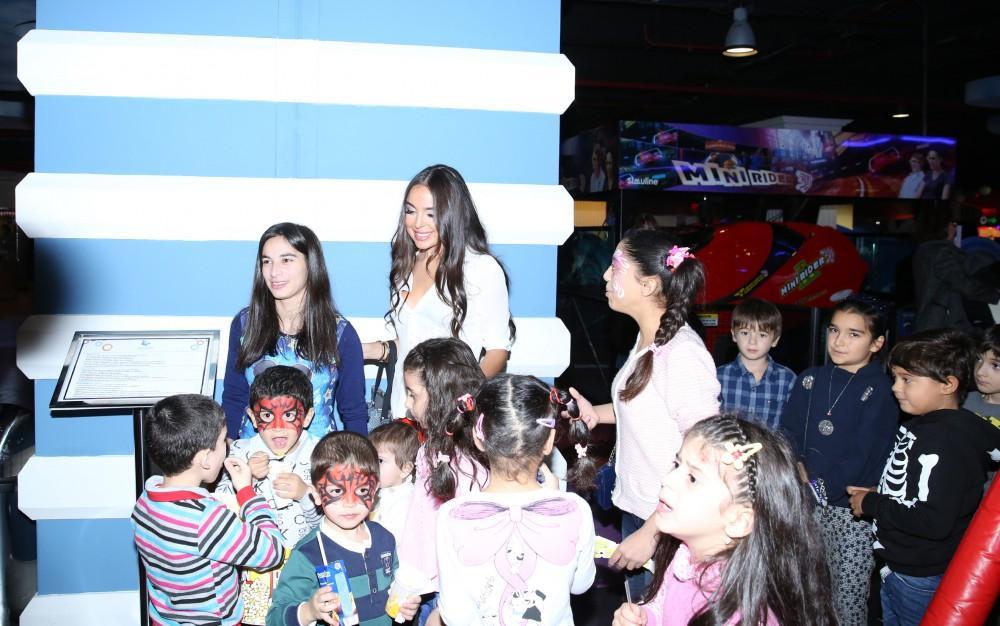 Heydar Aliyev Foundation arranges festivities for children