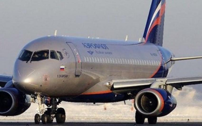 Иран закупает у России пассажирский самолет Sukhoi Superjet - 100