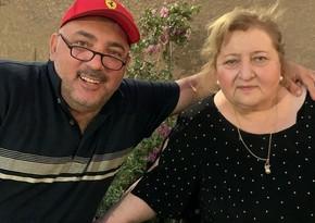 Бахрам Багирзаде: К сожалению, я не смог быть с ней в ее последние дни и минуты