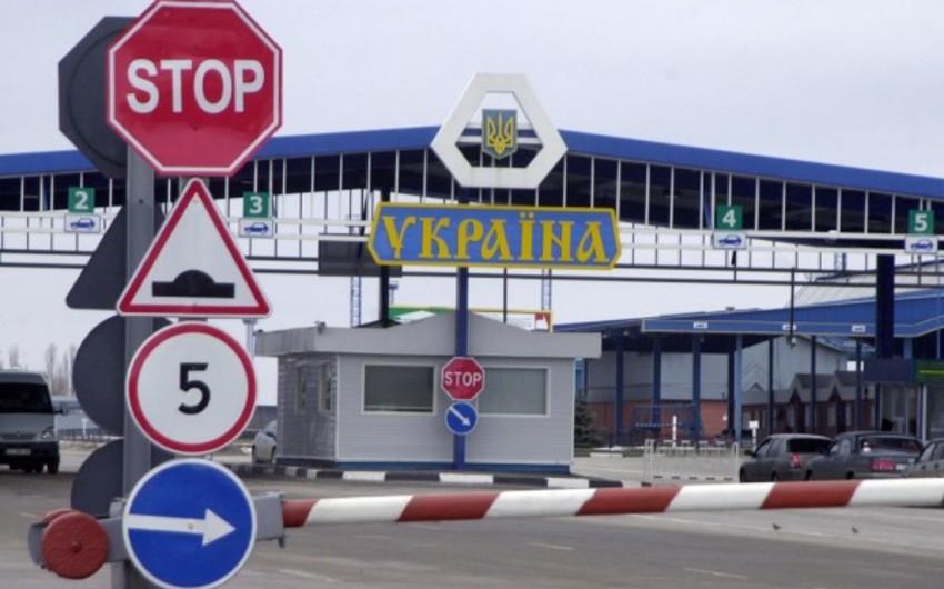 Ukraynada Rusiya ilə nəqliyyat əlaqələrini kəsmək təklif olunub