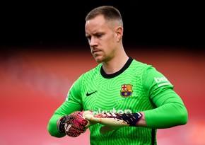 Голкипер Барселоны пропустит чемпионат Европы из-за операции