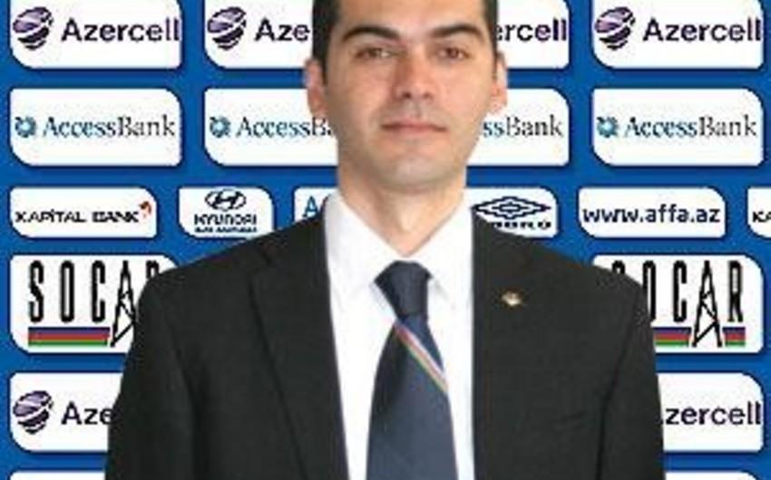 Orxan Hüseynzadə Zenit - Benfika matçında UEFA nümayəndəsi olacaq