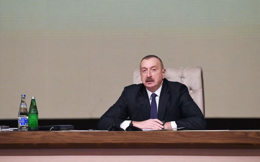 Prezident: Avropa İttifaqı ilə Azərbaycan arasında yeni sazişin böyük hissəsi razılaşdırılıb
