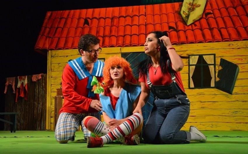 Gənc Tamaşaçılar Teatrında bayram münasibəti ilə tamaşalar nümayiş olunacaq