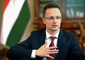 Macarıstan XİN başçısı: Avropanın təhlükəsizliyi Türkiyədən asılıdır