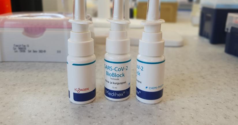 Alimlər COVID-19-un bütün əsas ştamları üçün sprey yaradıblar