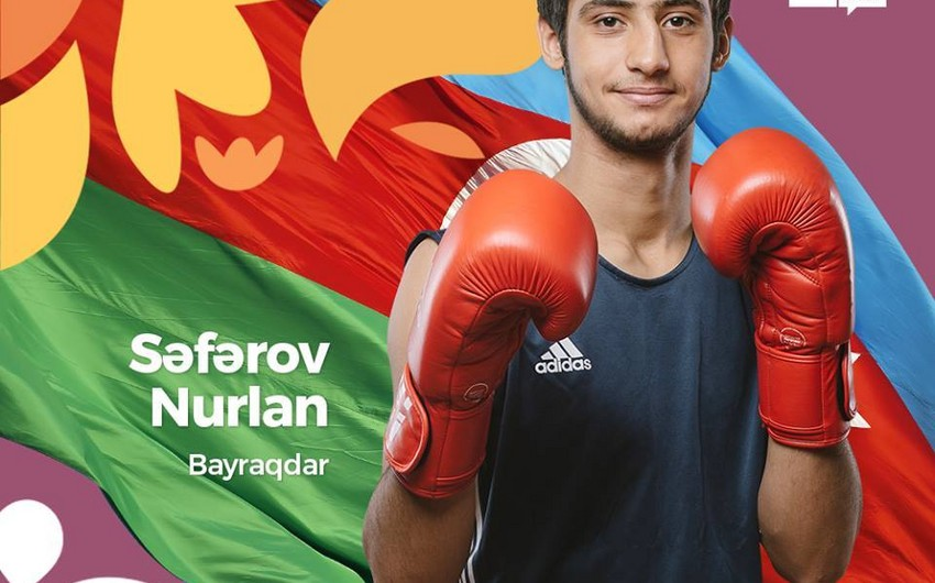 Yeniyetmələrin III Yay Olimpiya Oyunlarında Azərbaycanın bayraqdarı müəyyənləşib